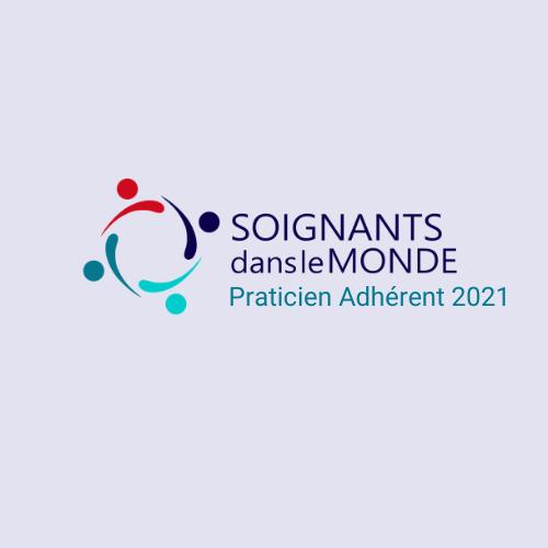 logo des Soignants qui exercent en ligne aveccoeur et professionalisme