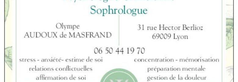 Olympe Audoux de Masfrand
